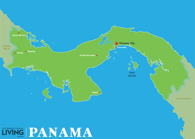 Where is Panama