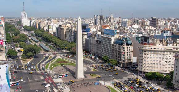 Travel in Argentina