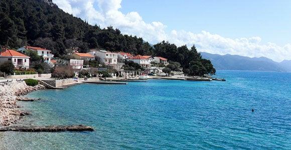 Oceanfront Property in Croatia