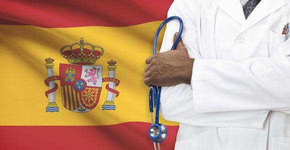 Healthcare in Spain