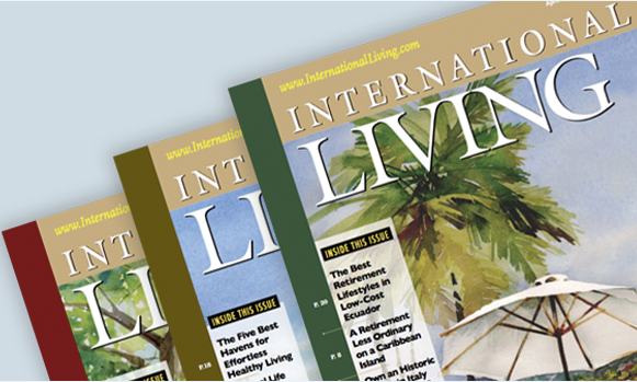 Living In Magazine international living magazine us edition up to 35 discount