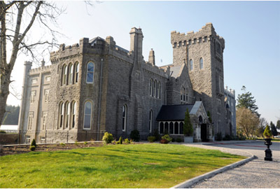 Irish Castle Vacations on the Cheap