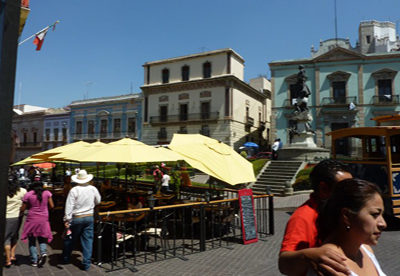 Sophisticated-Living in Guanajuato, Mexico