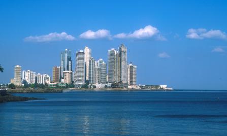 Distressed in Panama