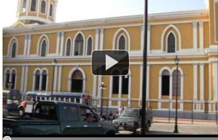 Video Tour: The Beautiful Spanish Colonial City of Granada, Nicaragua