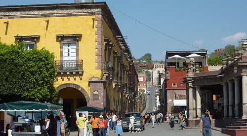 San Miguel: Colonial Mexico's Worst-kept Secret