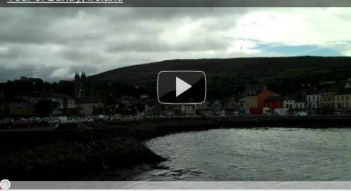 Video Postcard—Bantry: One of The Most Beautiful Bays in Ireland