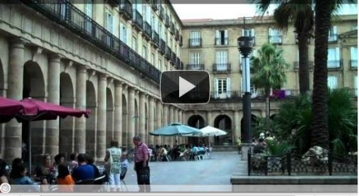 Video Tour: The Beautiful City Bilbao, Spain