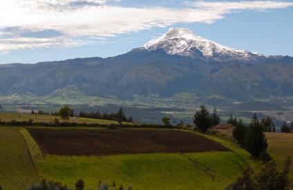 Ecuadorian Ranch Land With Spectacular Views For $467 an Acre