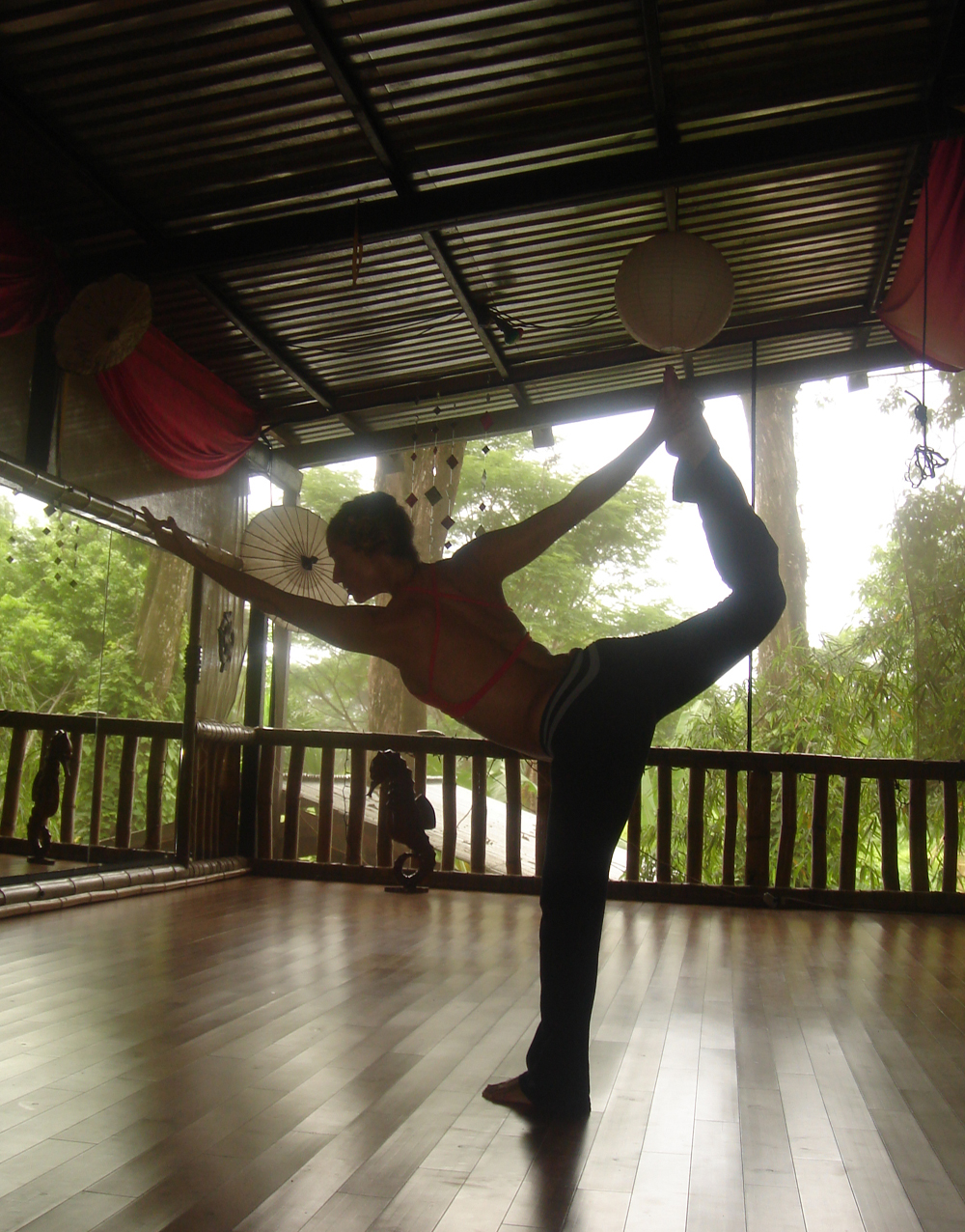A New Life and Job Teaching Yoga in Nosara, Costa Rica