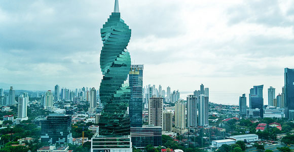 Rolodex: Contacts in Panama