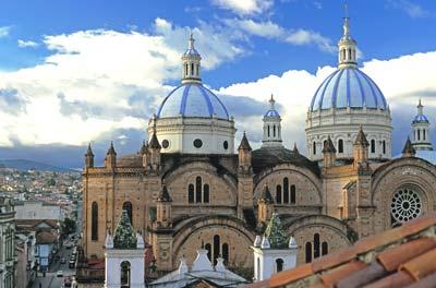 Happier, Healthier and Richer in Ecuador