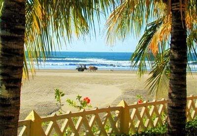 Beach-living in Nicaragua