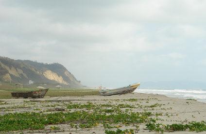 Making Money in Canoa, Ecuador