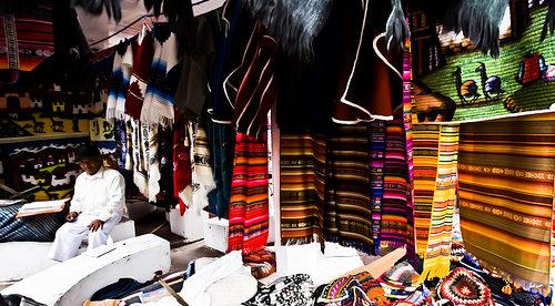 Finding Treasures in Otavalo, Ecuador