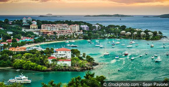 The Economy in the U.S. Virgin Islands