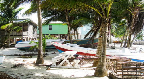 caye-caulker-caribbean, Caribbean Escape