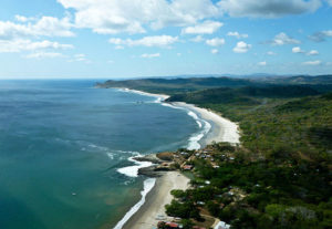 Pacific Coast, Nicaragua