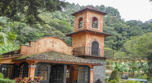 boquete-church