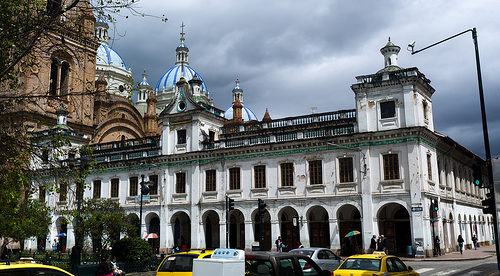 Ecuador's Not Just for Retirees...