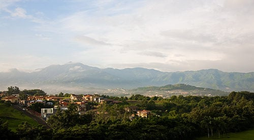 Living in San Ramon, Costa Rica