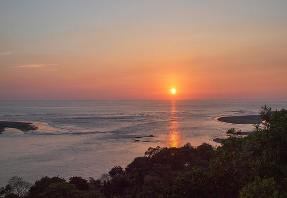 The Best Sunsets in Costa Rica