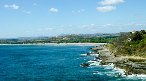 Perfect Coastal Life in Nicaragua