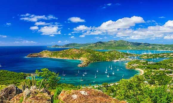 Antigua and Barbuda, Caribbean