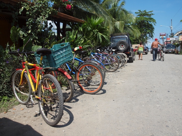Puerto Viejo, Costa Rica. The best – and funnest – way to get around on the southern Caribbean coast is by bicycle. You can go from town to town, and beach to beach, with the longest ride about 45 minutes. There's little traffic on the narrow two-lane coast road.