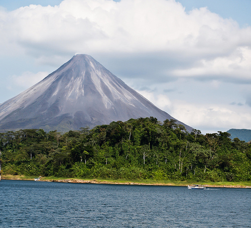 Thousands of tourists visit Arenal every year. For them, it's all about the volcano, which gives its name to the region. But most visitors miss the best part of the area: the 33-square-mile lake, also called Arenal. This is where the majority of expats live in this region.