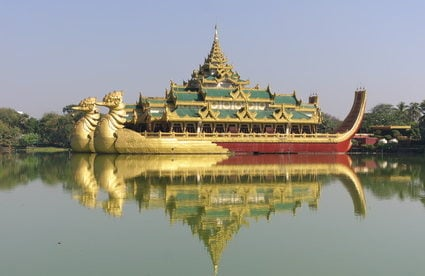 Burma—Now Opening Its Doors to Tourists