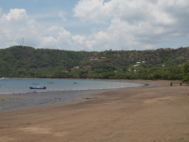 Playas del Coco is a quiet beach community with a protected cove, perfect for swimming and anchoring your boat. It's also a launching point for sport fishing and scuba diving expeditions.