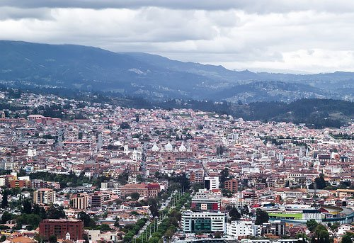 Cuenca, Ecuador is the colonial heart of the southern Andes.
