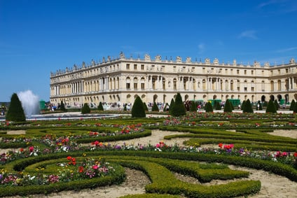 Versailles is a vibrant town only 24 minutes from Paris that has a life independent of its most popular attraction--the chateau. ©Claude Coquilleau; Fotolia.com