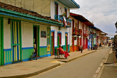 Colonial Homes in Colombia from $50,000