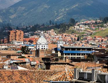 The Valley Lifestyle in Yunguilla Ecuador