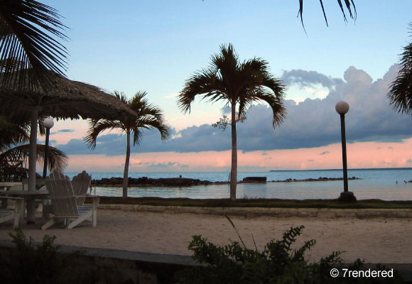 A Life on the Beach in Corozal, Belize