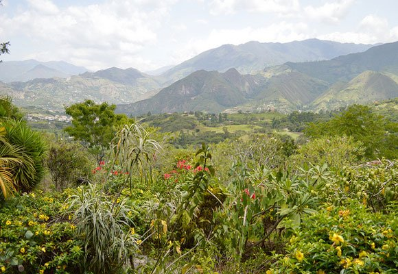 Vilcabamba is a magnet for the health conscious and has a bohemian vibe.