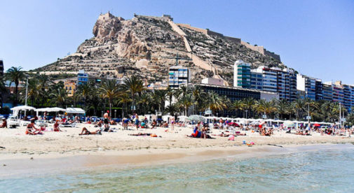 alicante spain will it get under your skin
