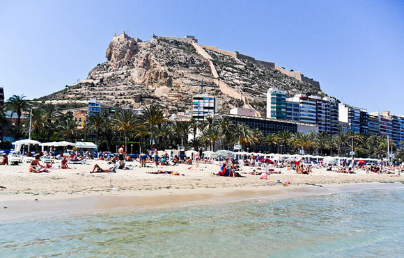 Alicante, Spain: Will It Get Under Your Skin, Too?