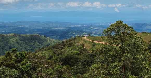 An Active Community in Cool San Ramón, Costa Rica