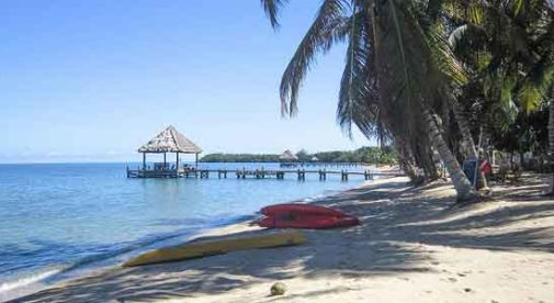 Laidback Belize
