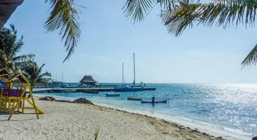 Ambergris Caye, Caribbean Belize