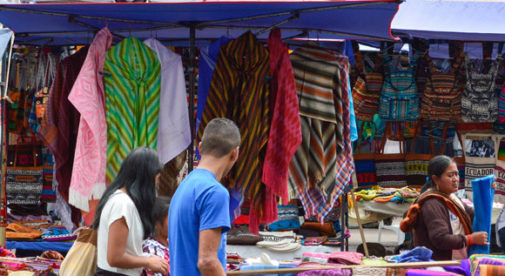 Craft Village Ecuador
