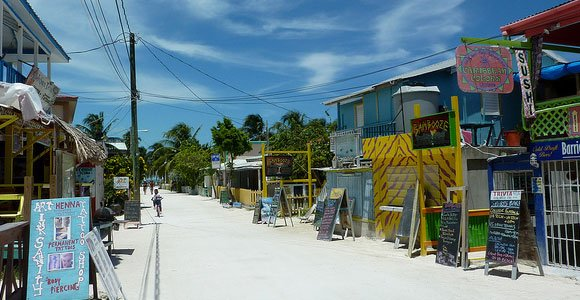 Cost of living in Caye Caulker, Belize