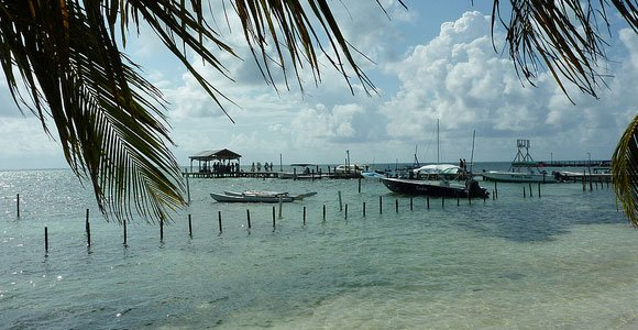 Lifestyle in Caye Caulker, Belize