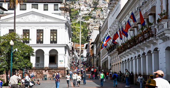 Lifestyle in Quito, Ecuador