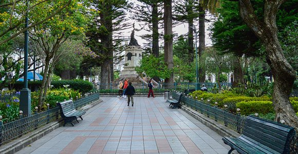 Retire in Cuenca