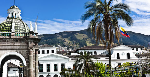 Retire in Quito, Ecuador