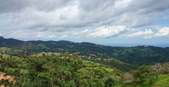 The Central Valley, Costa Rica